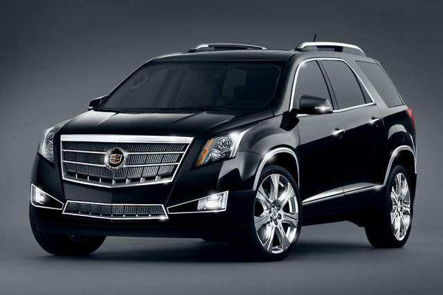 35 A 2019 Cadillac SRX Release Date And Concept