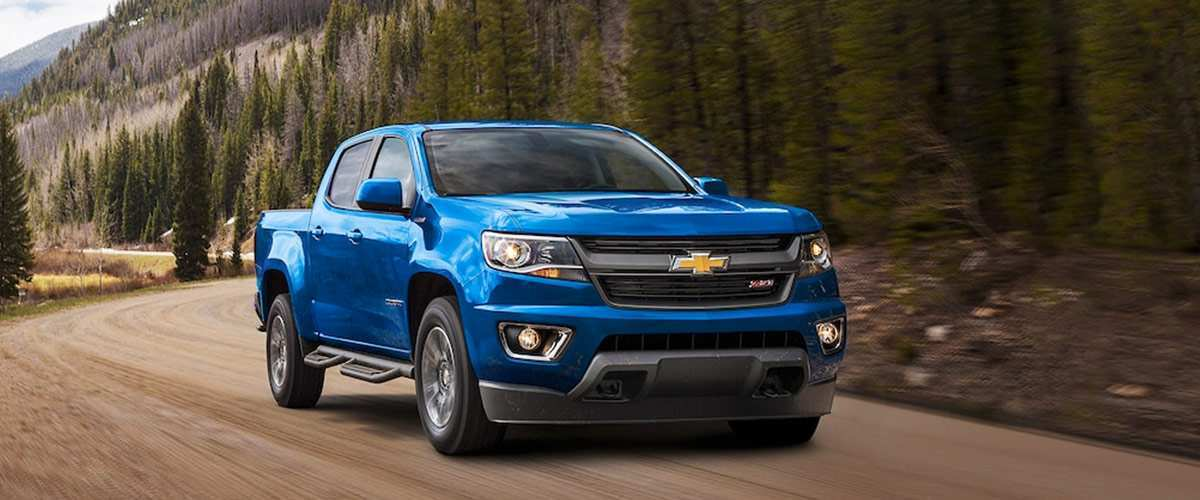 35 A 2019 Chevy Colorado Speed Test