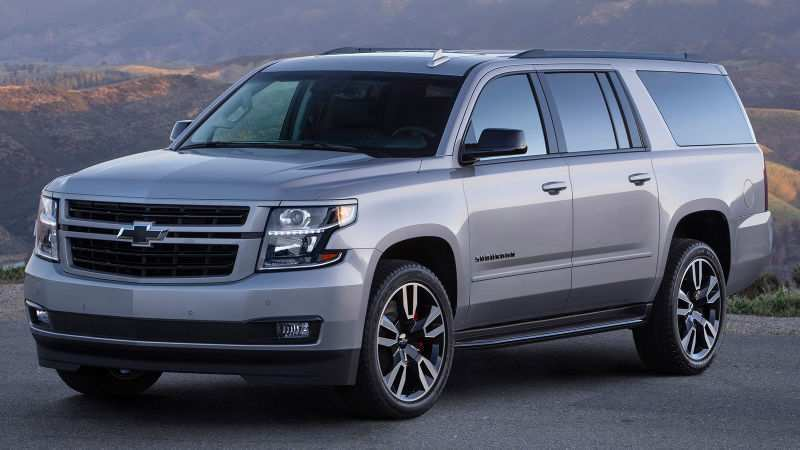 35 A 2019 Chevy Tahoe Ltz Redesign