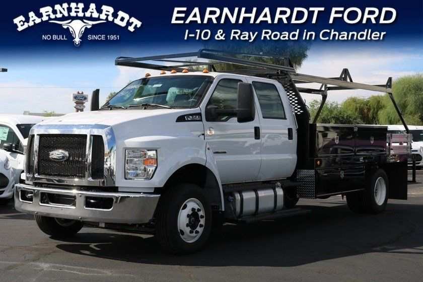 35 A 2019 Ford F650 First Drive