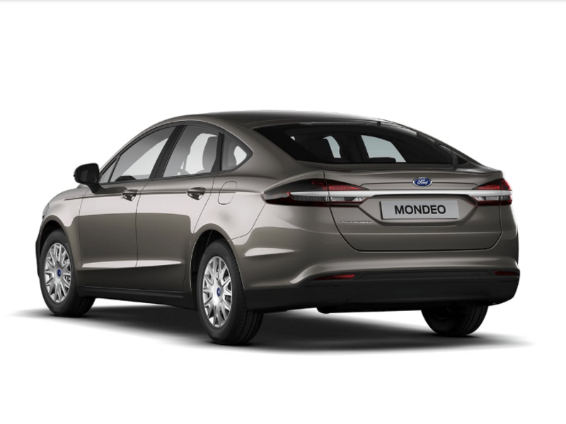 35 A 2019 Ford Mondeo Spy Shoot