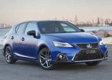 35 A 2019 Lexus CT 200h Concept And Review