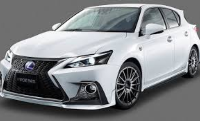 35 A 2019 Lexus CT 200h Wallpaper