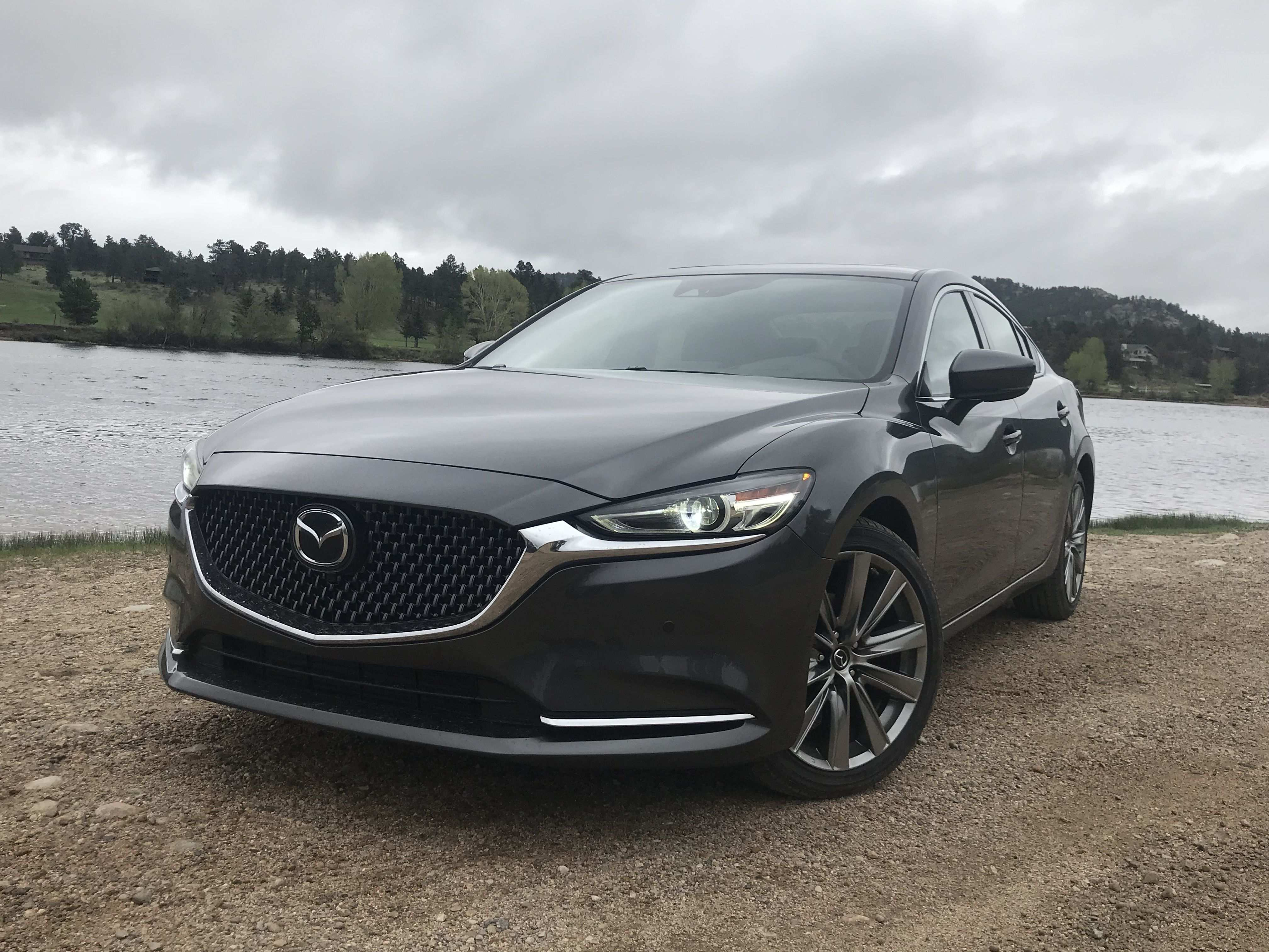 35 A 2019 Mazda 6 Turbo 0 60 Redesign