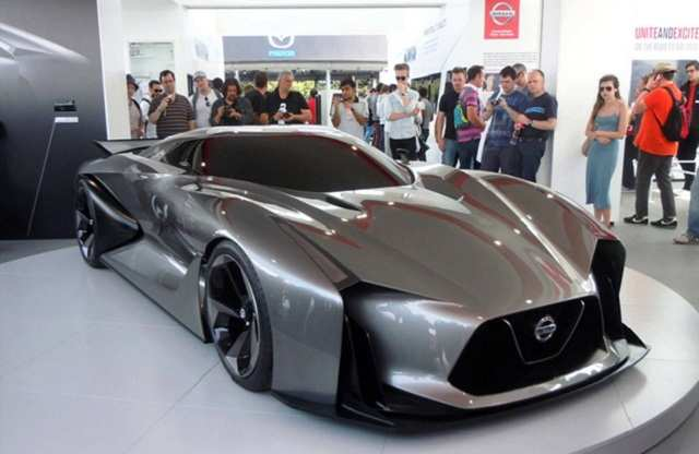 35 A 2019 Nissan Gt R Review