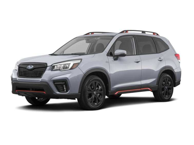 35 A 2019 Subaru Forester Sport Price Design And Review