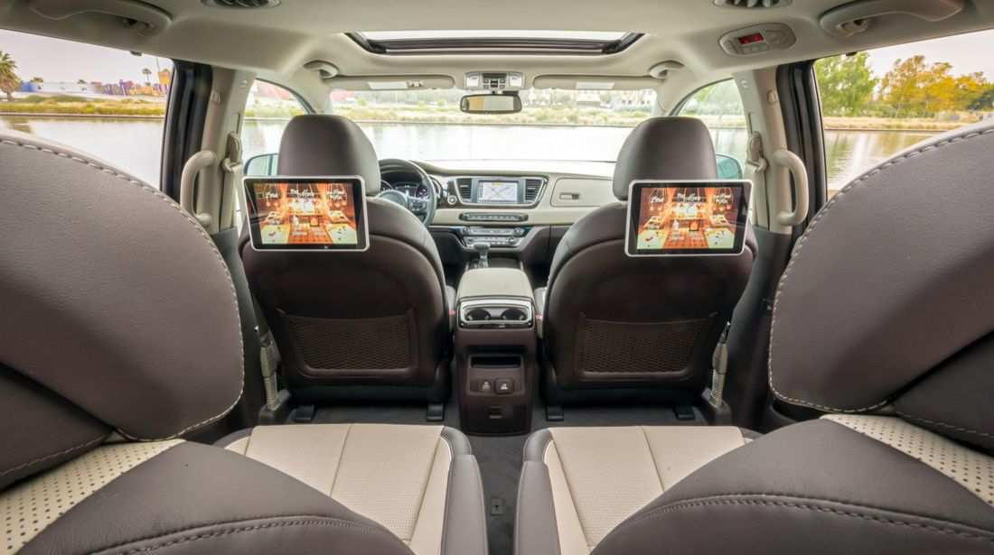 35 A 2019 The All Kia Sedona Price And Release Date