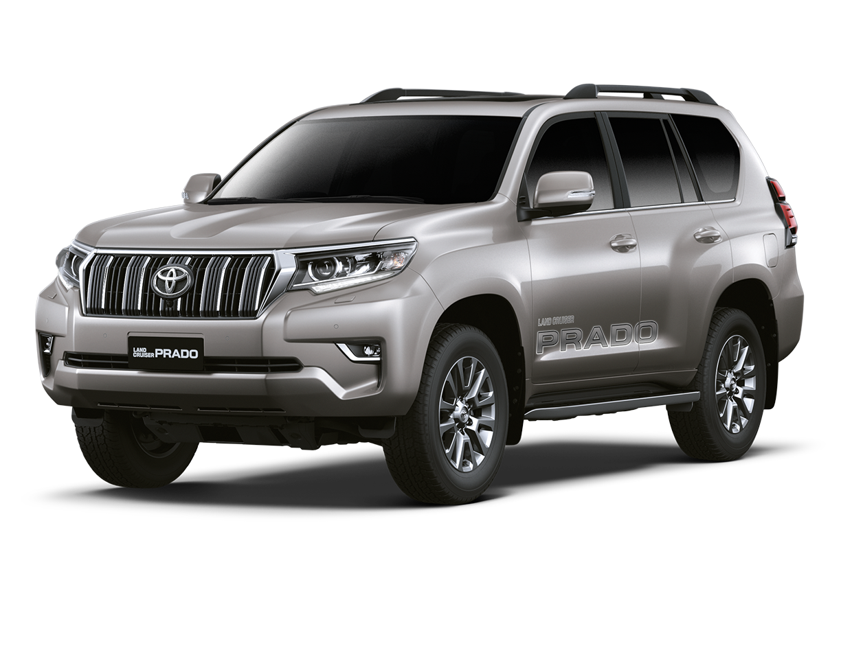 35 A 2019 Toyota Prado Review