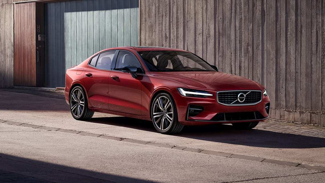 35 A 2019 Volvo S60 R Review And Release Date