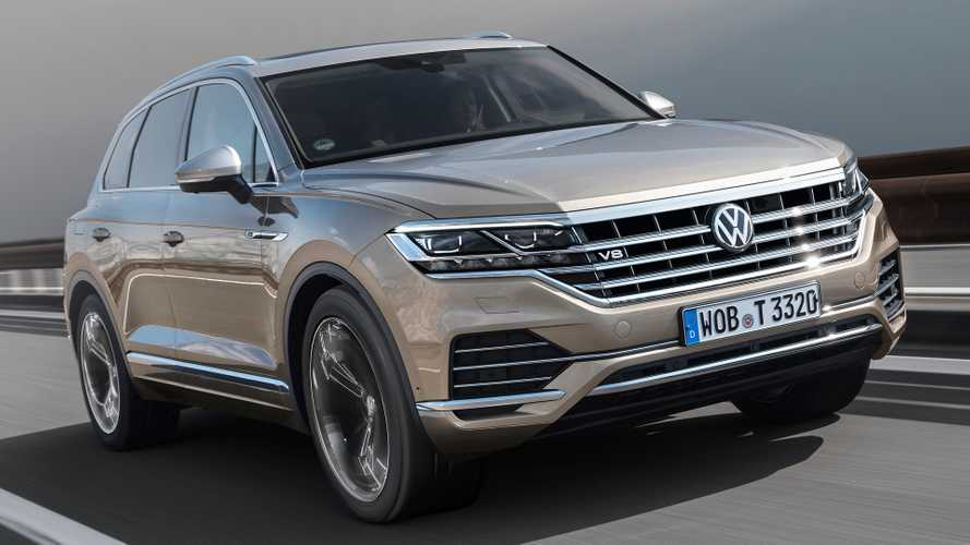 35 A 2019 Vw Touareg Tdi Exterior And Interior