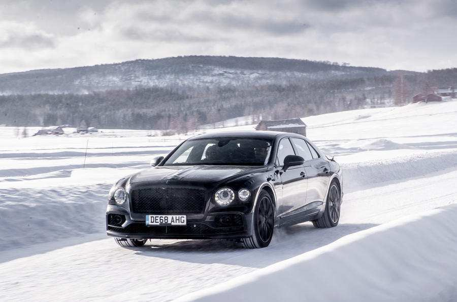 35 A 2020 Bentley Flying Spur Specs And Review