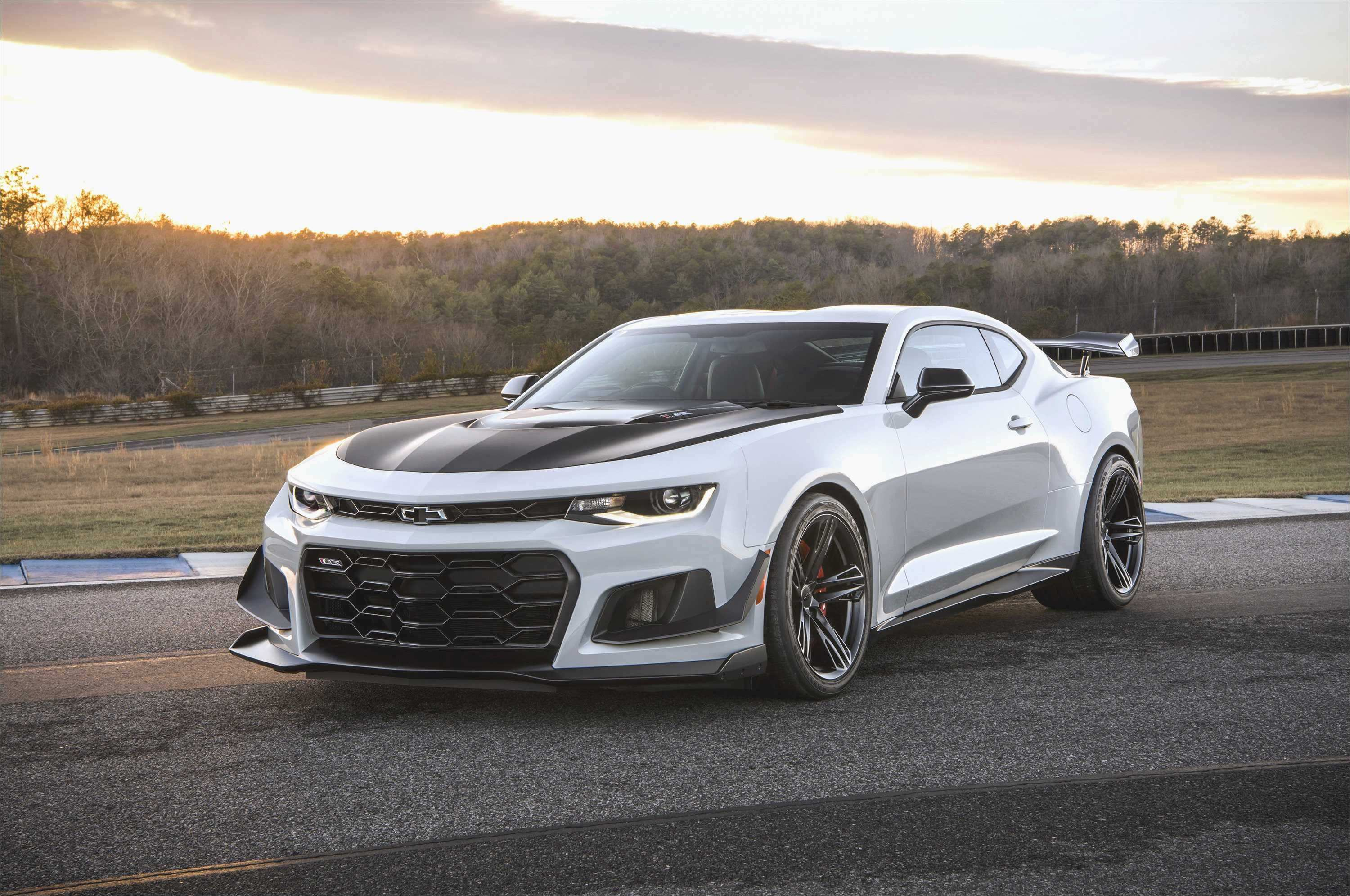 35 A 2020 Camaro Z28 Horsepower Spy Shoot