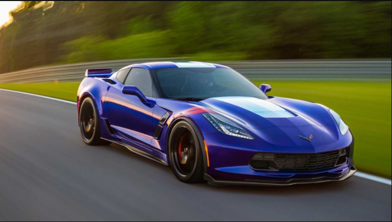 35 A 2020 Chevrolet Corvette Grand Sport Review And Release Date