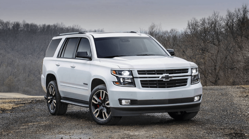 35 A 2020 Chevy Tahoe Ltz Exterior And Interior