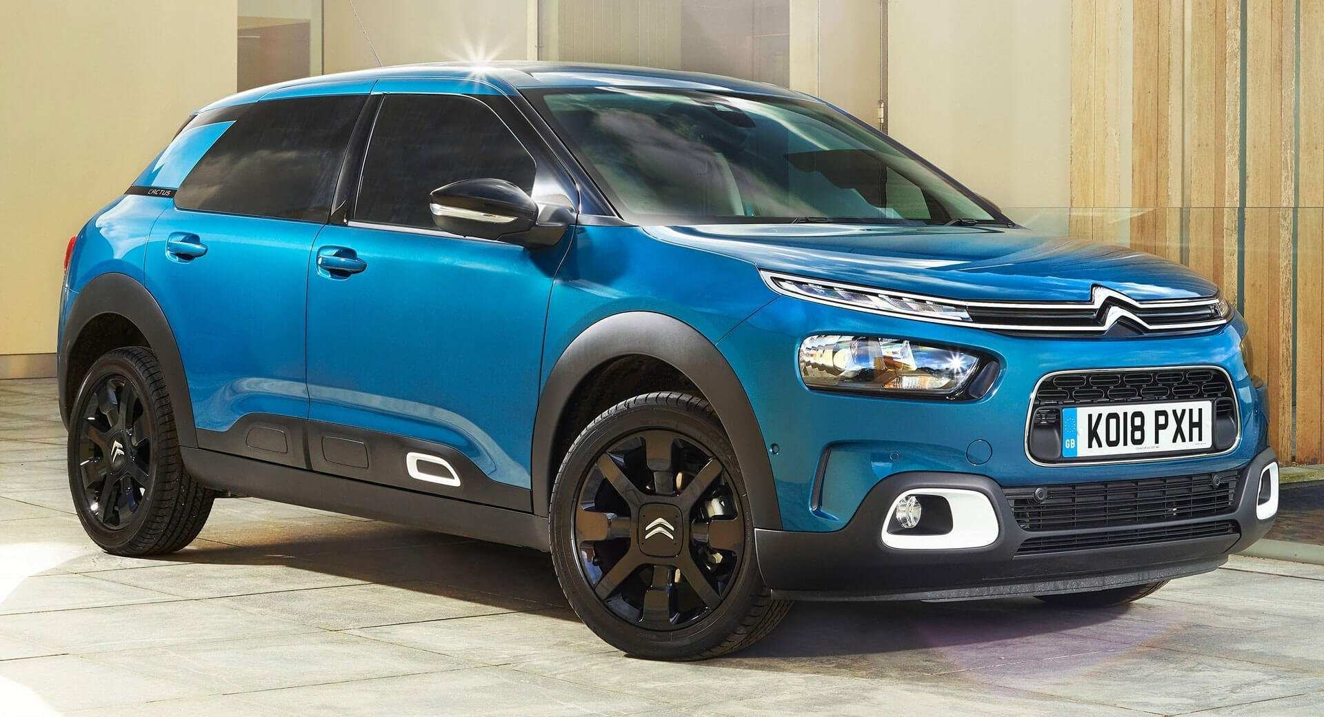 35 A 2020 Citroen C4 Concept And Review