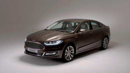 35 A 2020 Ford Mondeo Vignale Performance And New Engine
