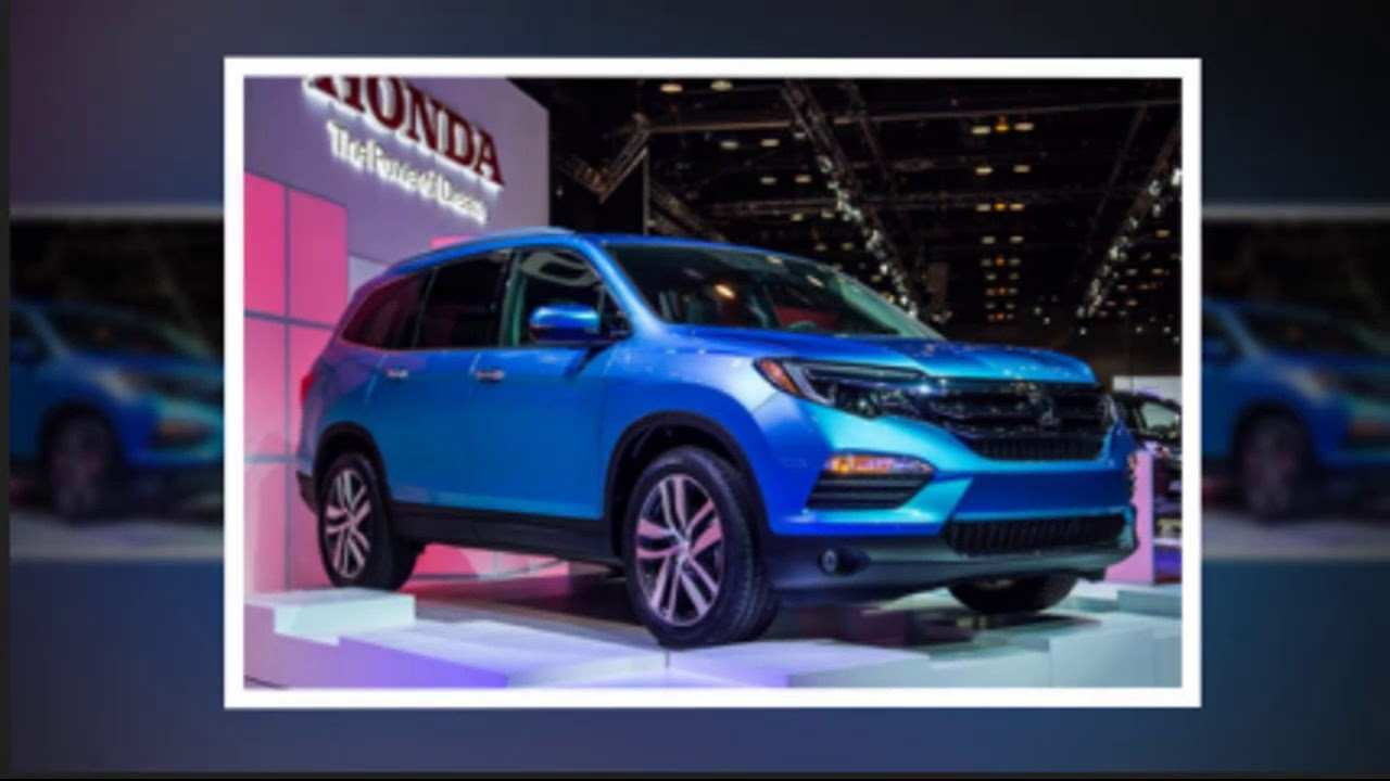 35 A 2020 Honda Pilot Youtube Specs And Review