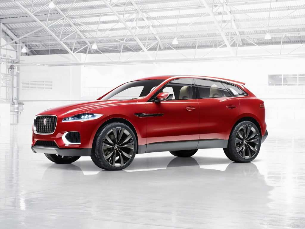 35 A 2020 Jaguar C X17 Crossover Ratings