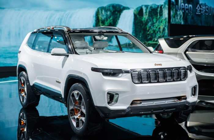 35 A 2020 Jeep Compass Photos
