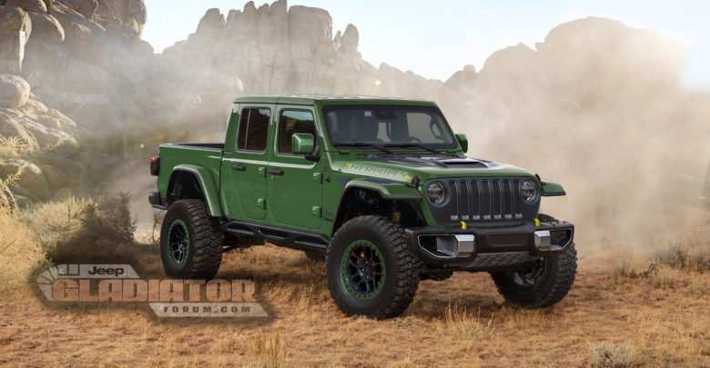 35 A 2020 Jeep Gladiator Forum Specs