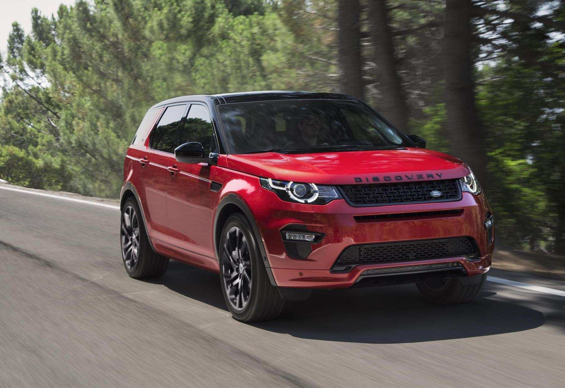 35 A 2020 Land Rover Discovery Sport Price Design And Review