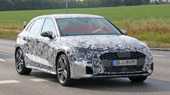35 A Audi A3 Liftback 2020 Spy Shoot