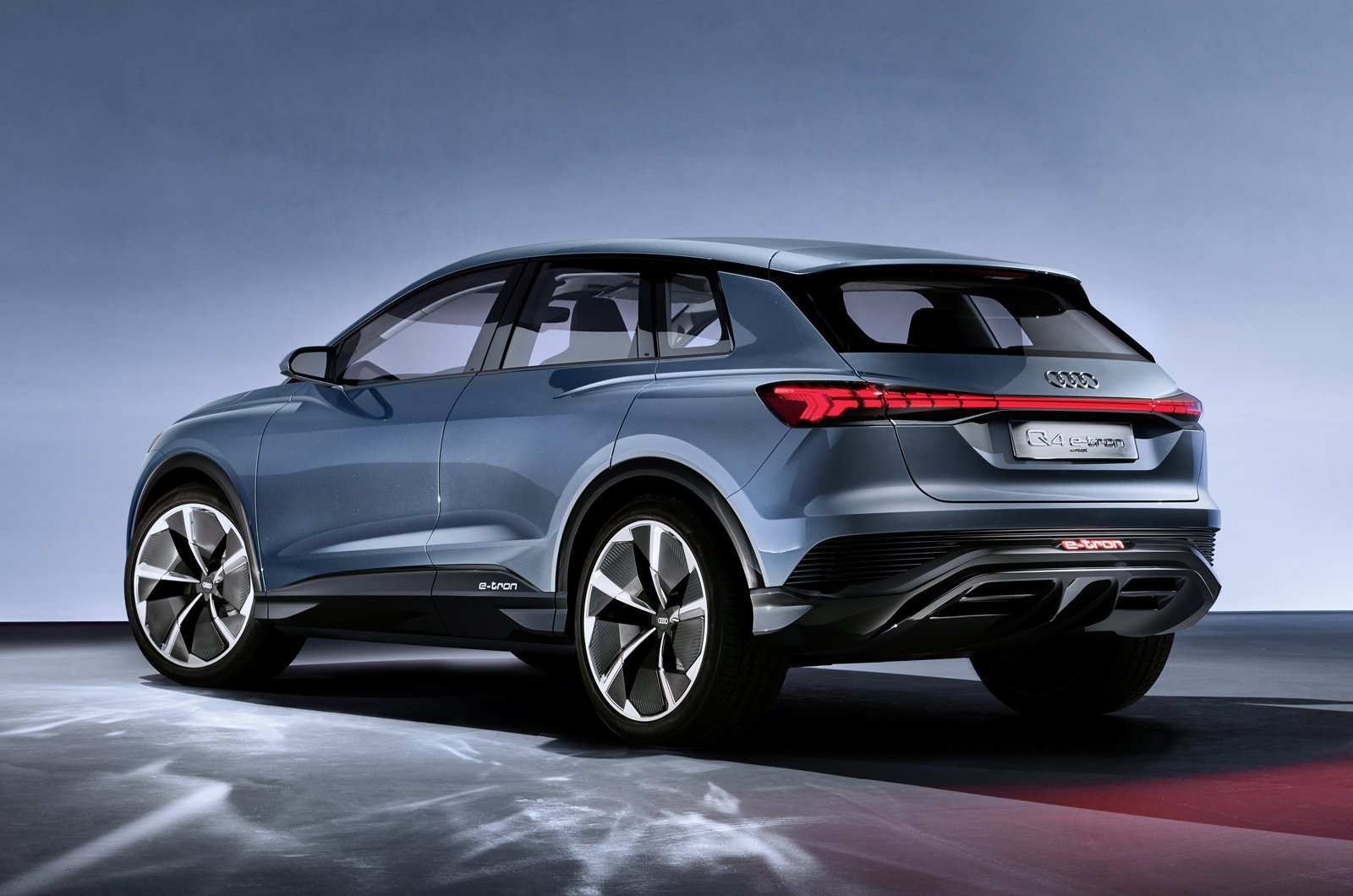 35 A Audi Electric Suv 2020 Review And Release Date