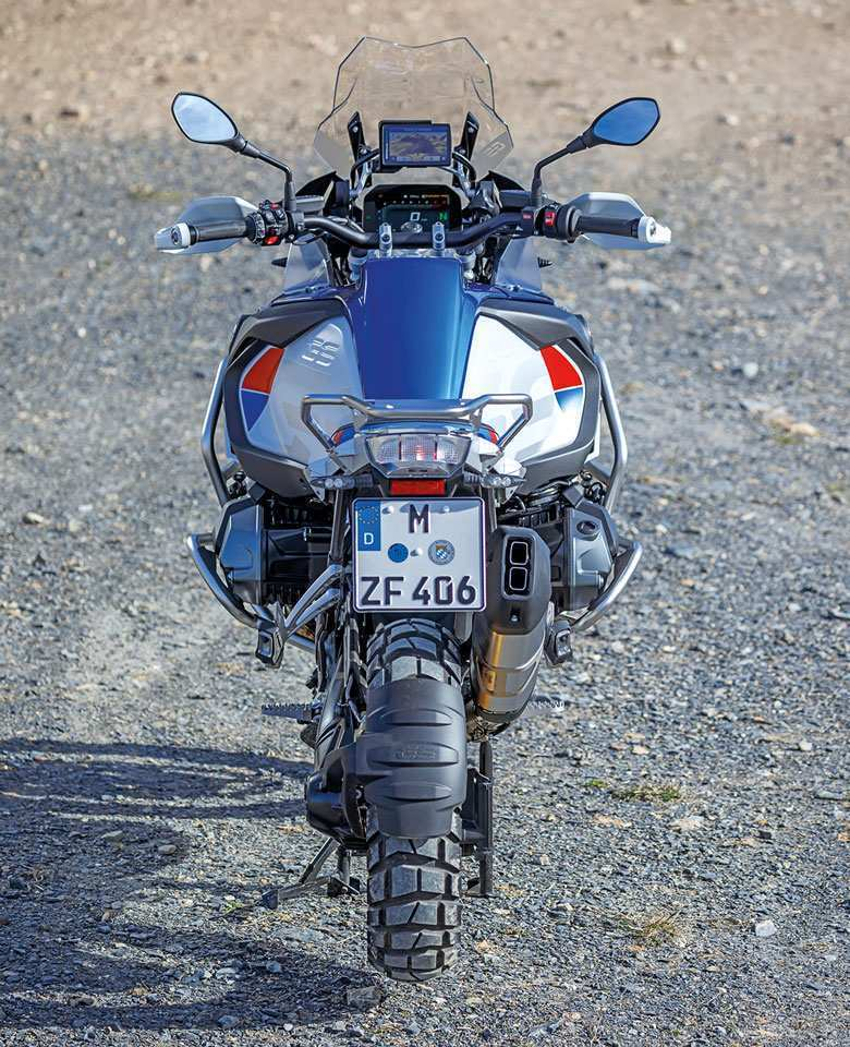 35 A BMW Gs Adventure 2020 New Review