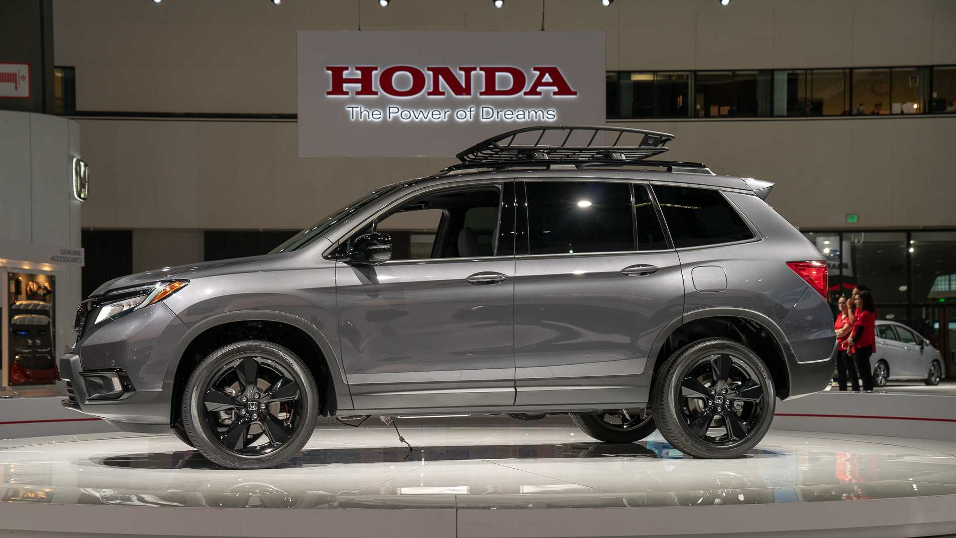 35 A Honda Passport 2020 Price Release Date