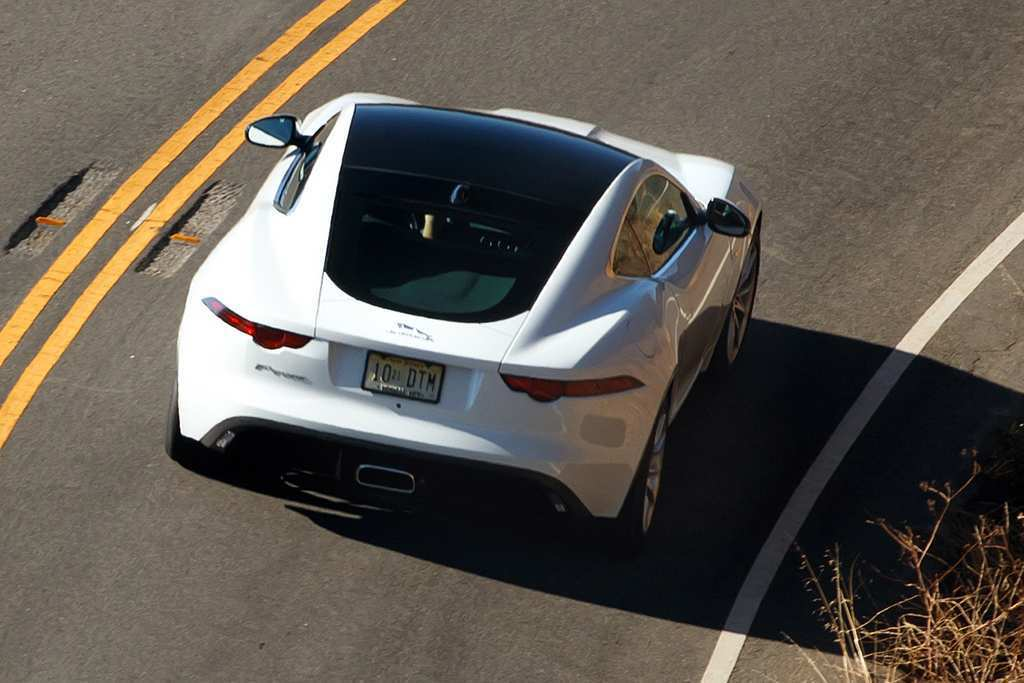 35 A Jaguar F Type 2019 Review Pricing