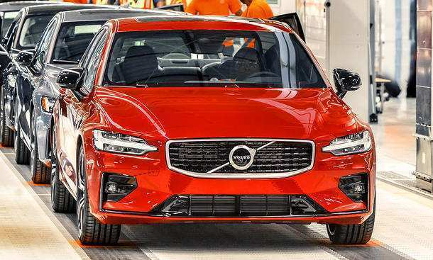 35 A S60 Volvo 2019 Specs And Review