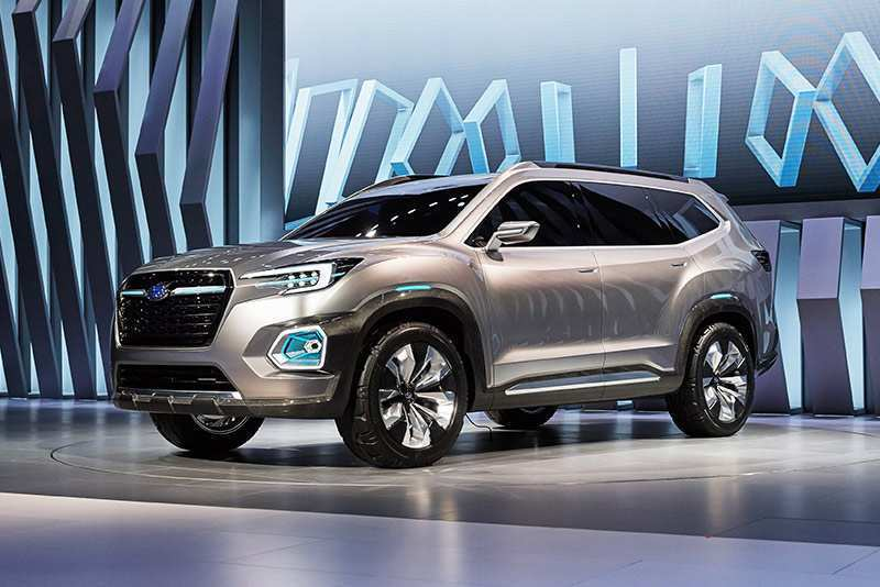 35 A Subaru 2019 Truck Performance And New Engine