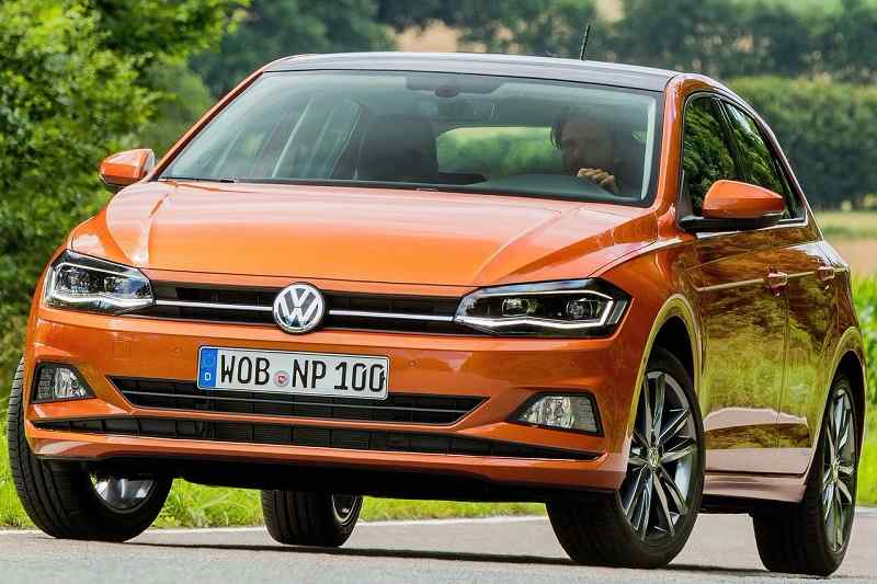 35 A Volkswagen Polo 2019 India Launch Reviews