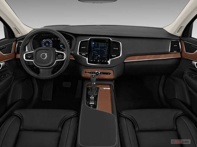 35 A Volvo Xc90 2019 Interior Overview