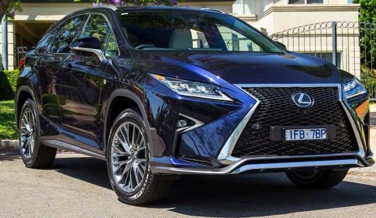 35 A When Will The 2020 Lexus Rx Be Released Release