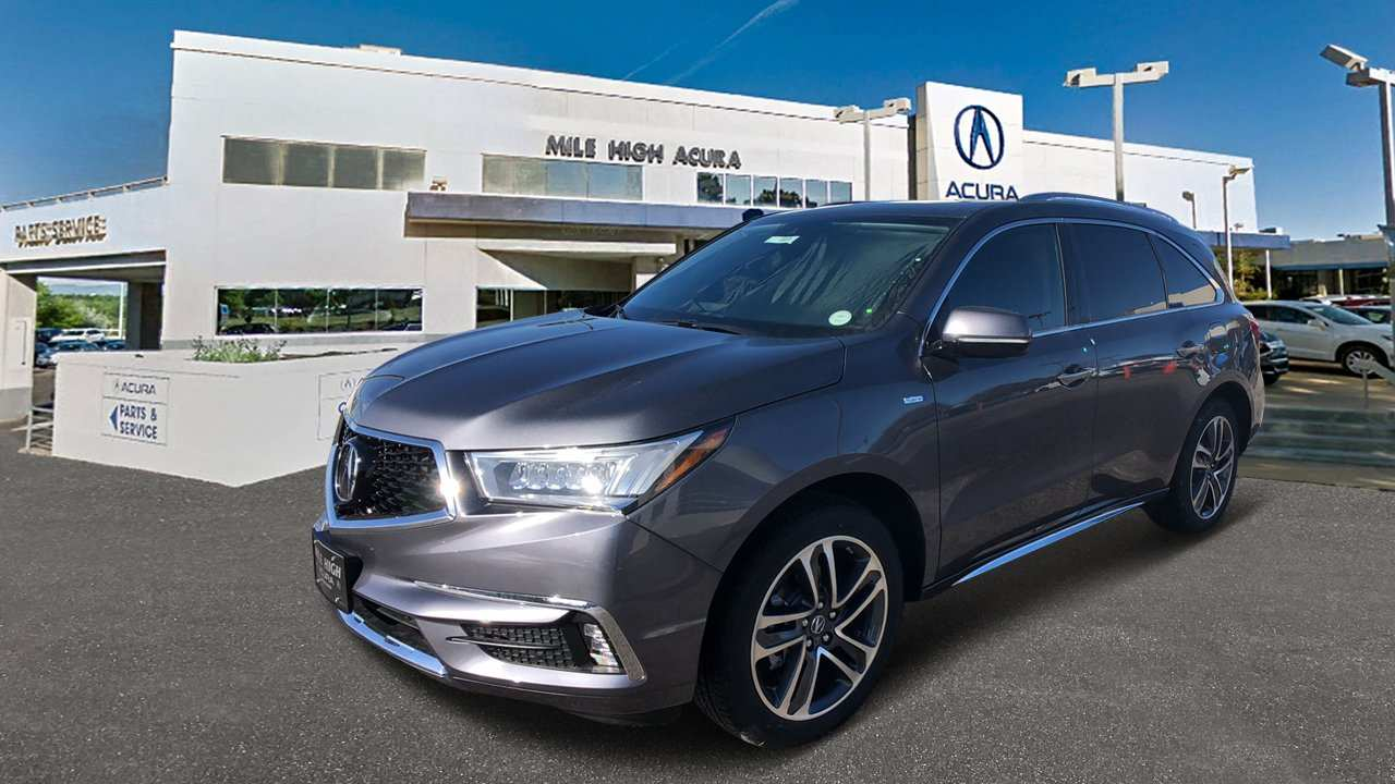 35 All New 2019 Acura MDX Hybrid Concept
