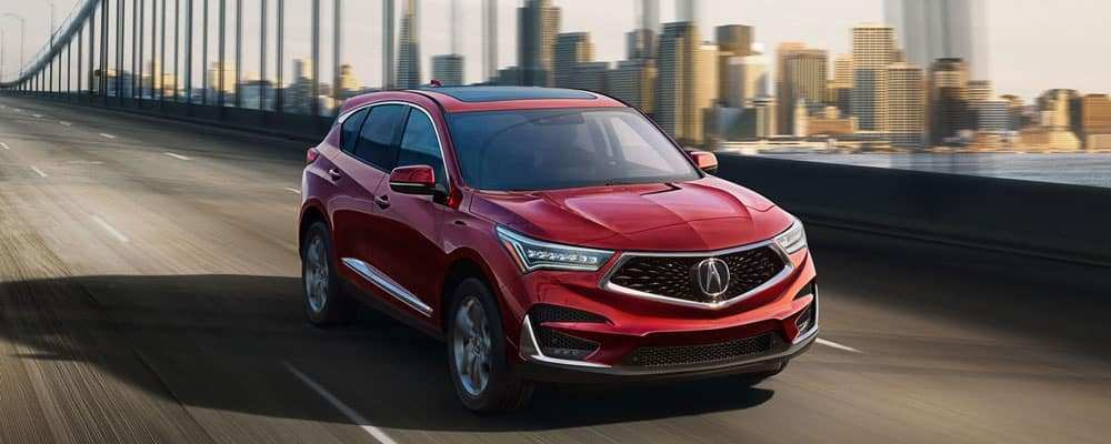 35 All New 2019 Acura RDX Review And Release Date
