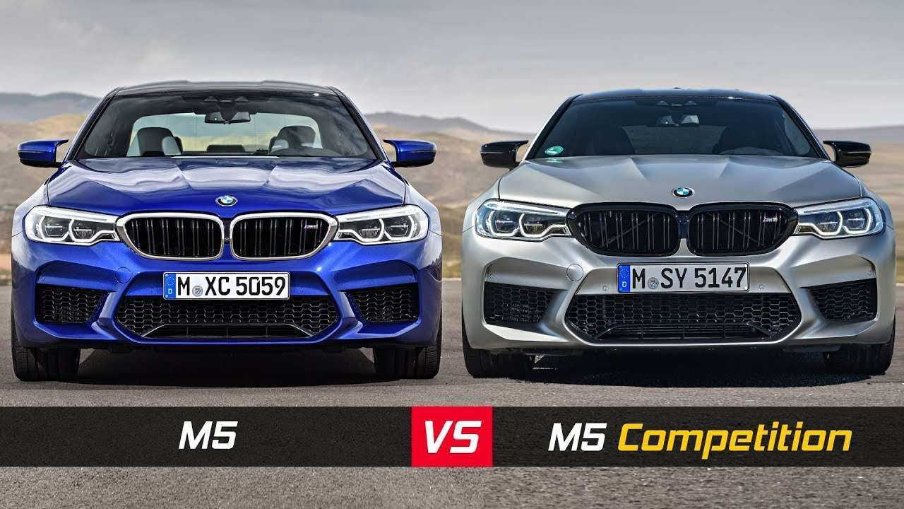 35 All New 2019 BMW M5 Model