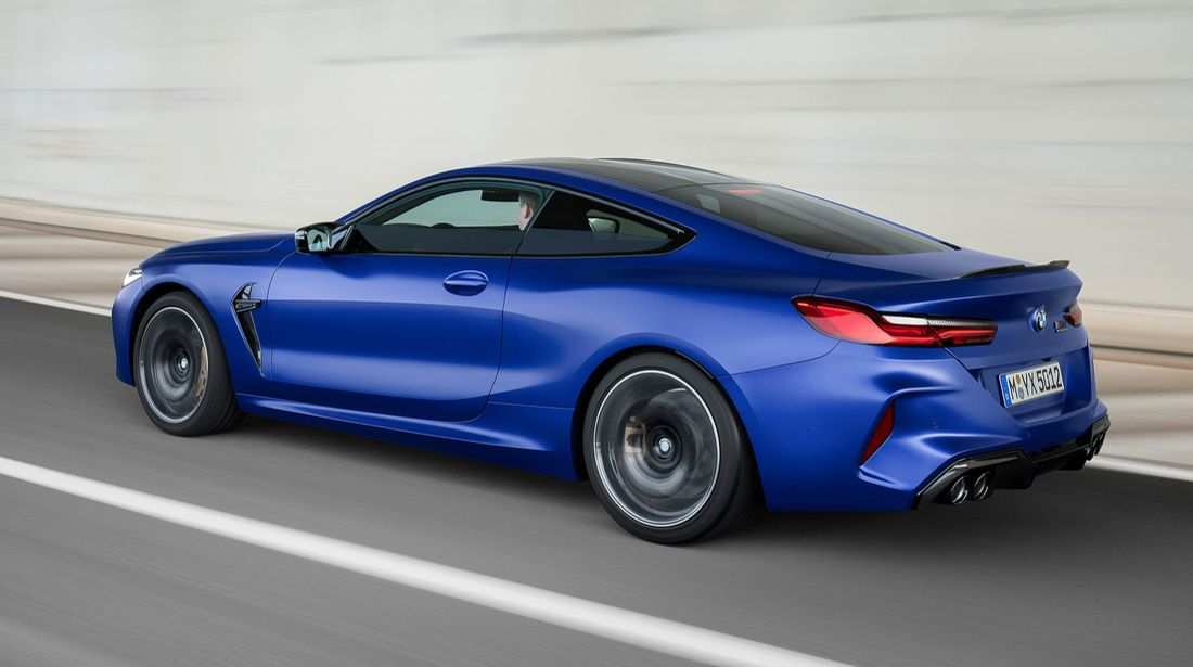 35 All New 2019 BMW M8 Specs