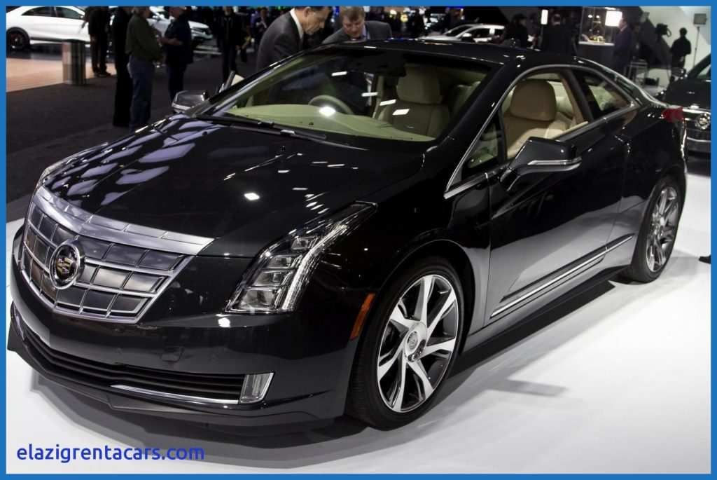 35 All New 2019 Cadillac ELR S Engine