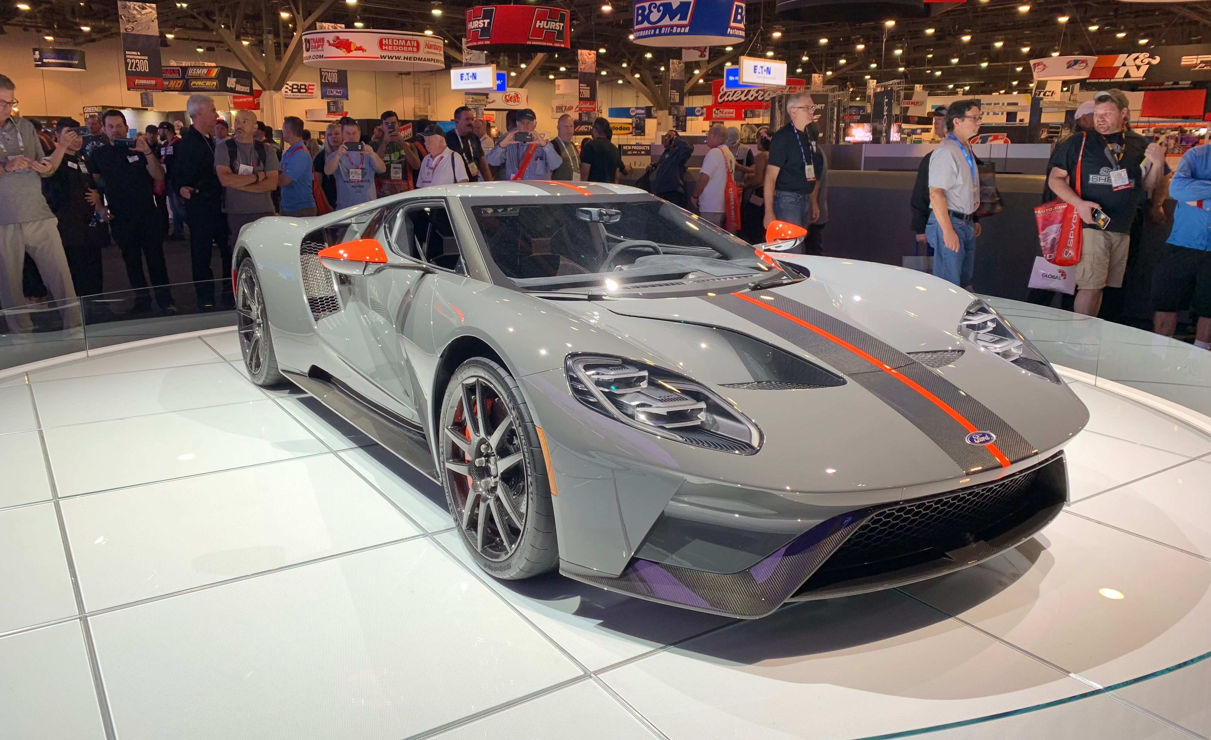 35 All New 2019 Ford Gt Supercar Style