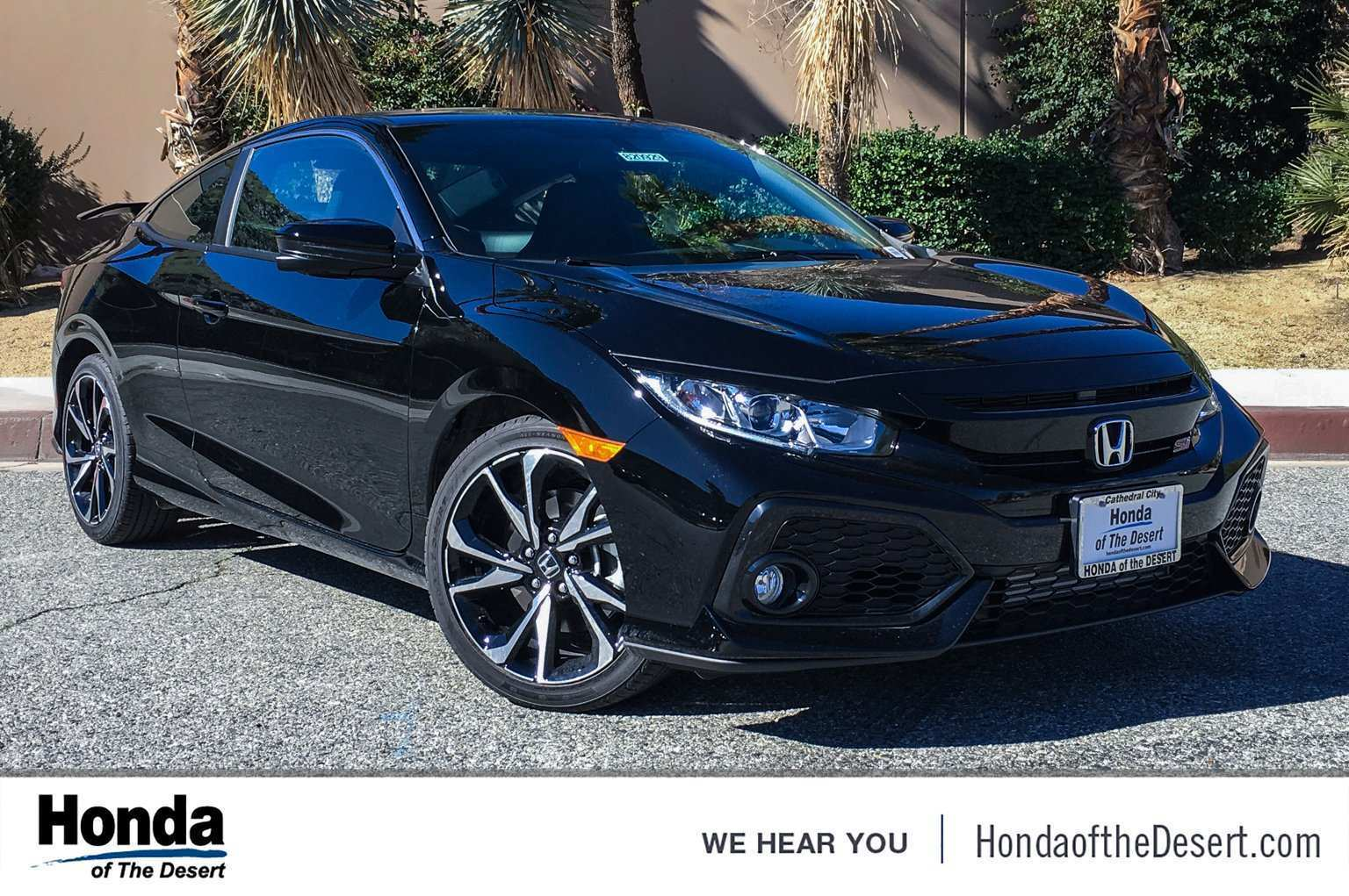 35 All New 2019 Honda Civic Si Sedan Exterior