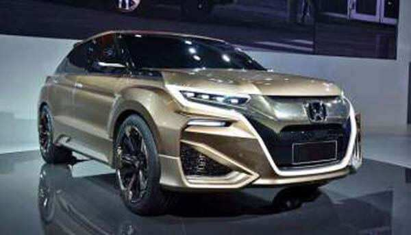 35 All New 2019 Honda Crosstour Wallpaper