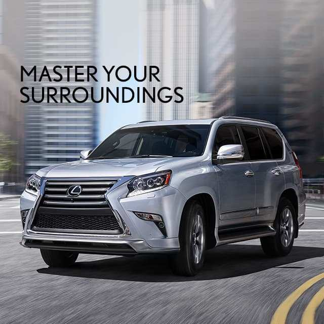 35 All New 2019 Lexus GX 460 First Drive