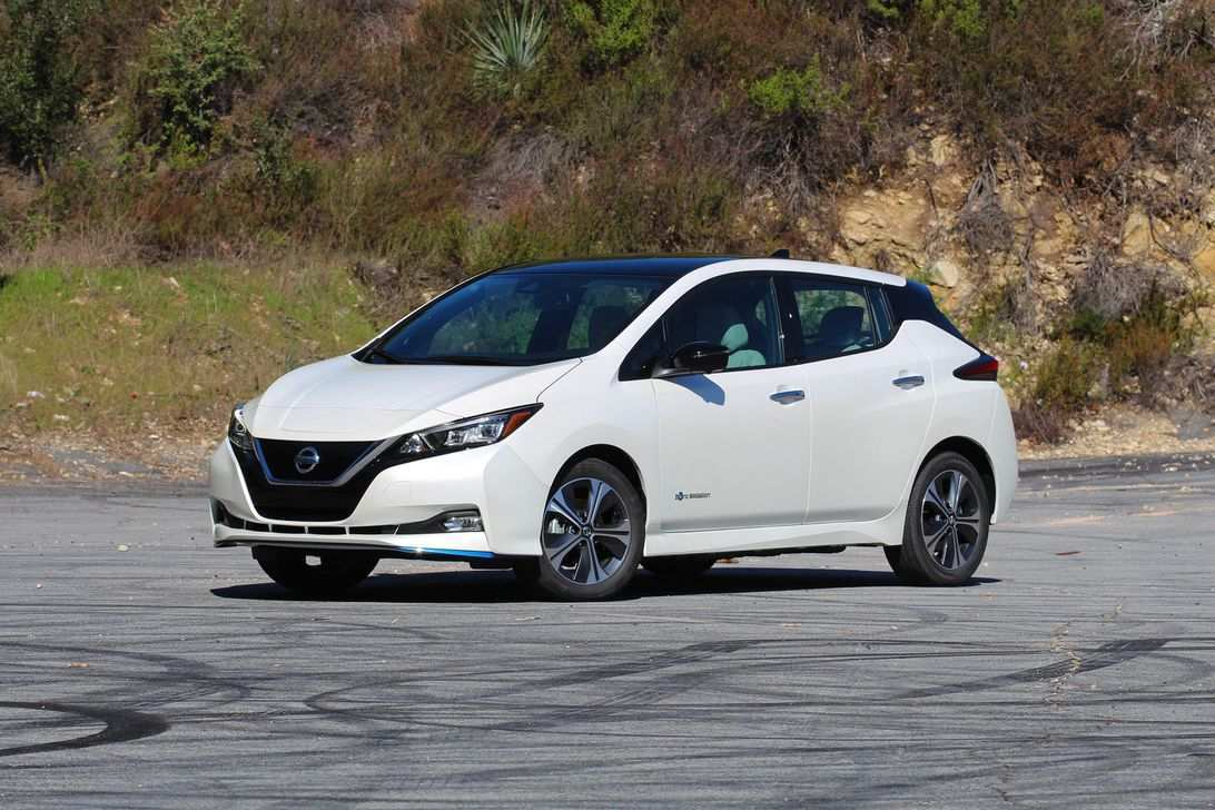 35 All New 2019 Nissan Leaf Review Rumors