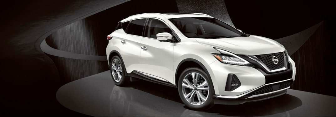 35 All New 2019 Nissan Murano Specs