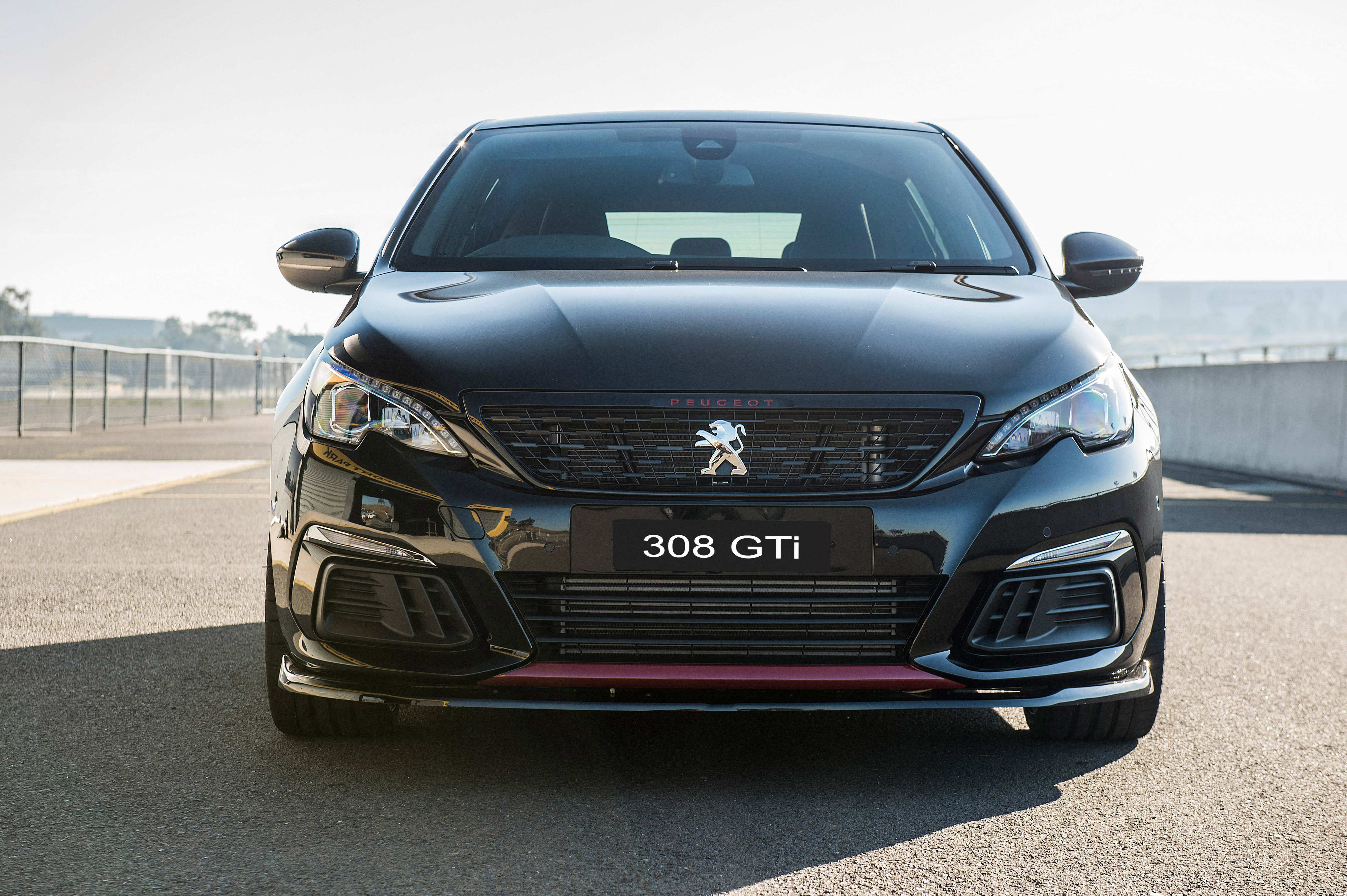 35 All New 2019 Peugeot 308 Spy Shoot