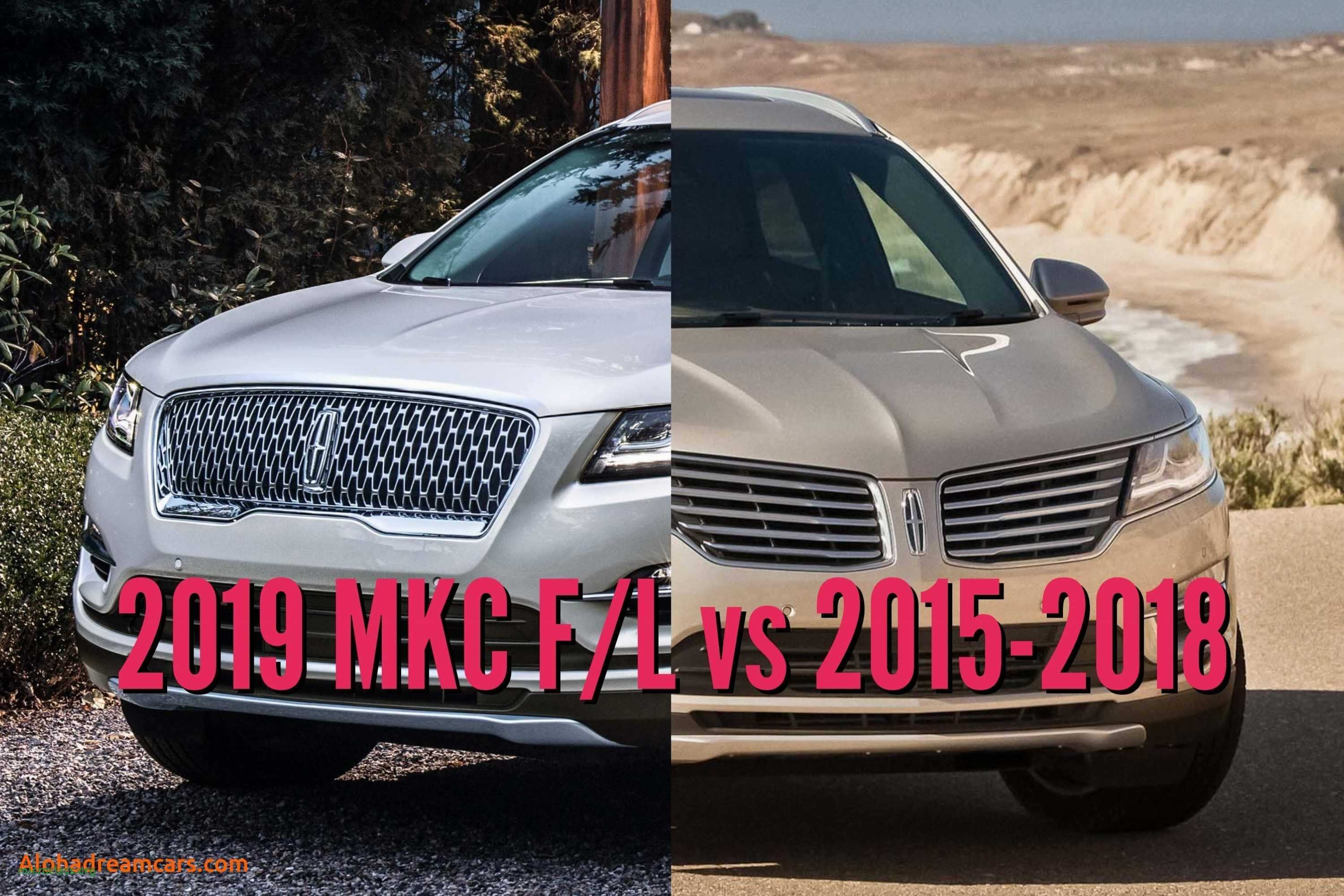 35 All New 2019 Spy Shots Lincoln Mkz Sedan Photos