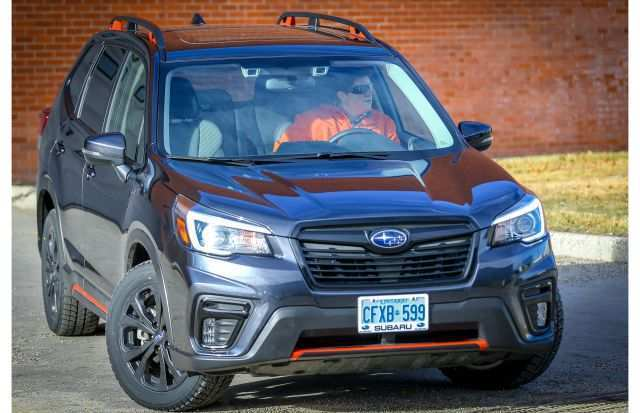 35 All New 2019 Subaru Forester Sport Style