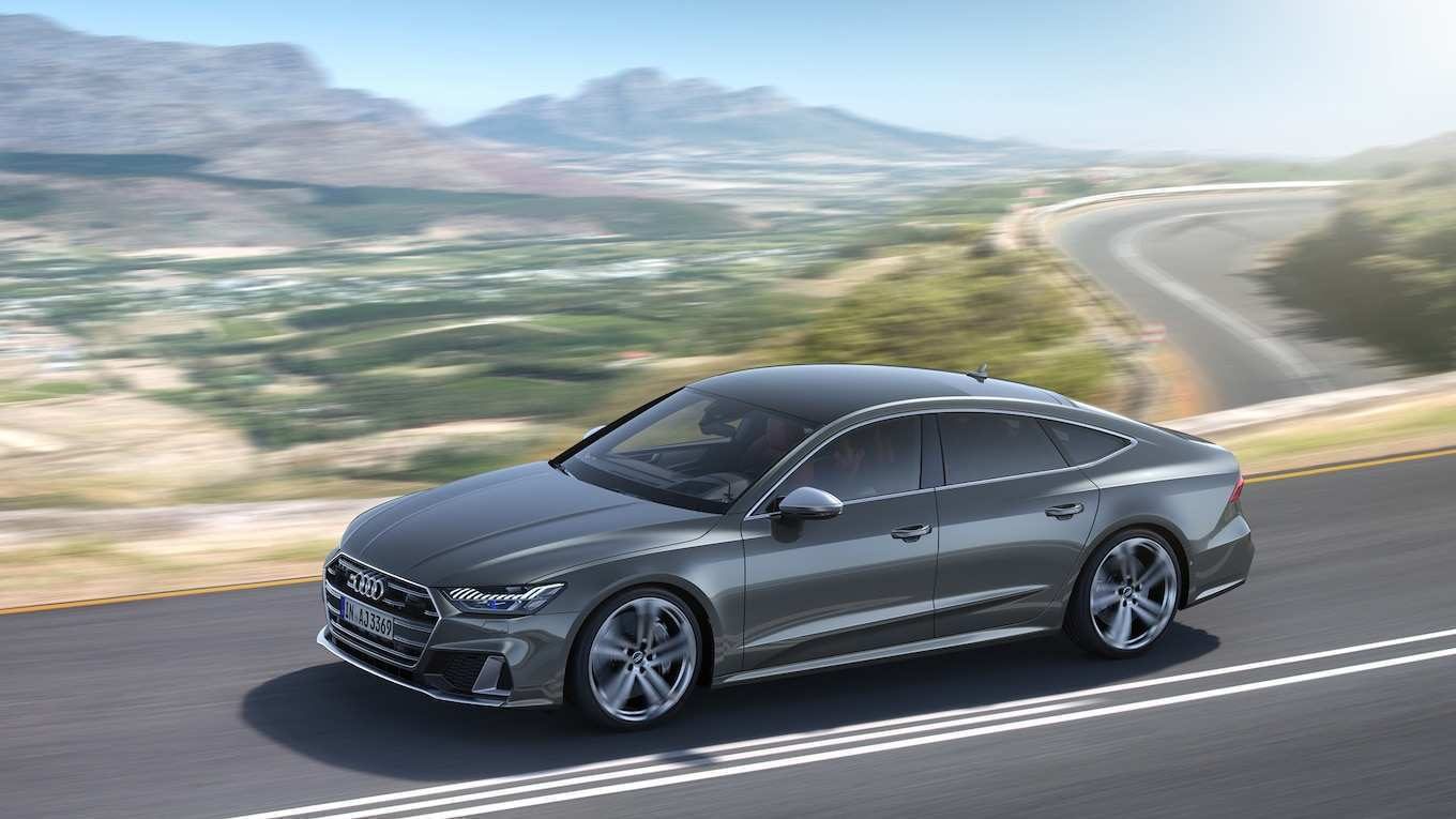 35 All New 2020 Audi S7 Redesign And Review